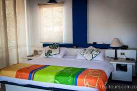 La Provincia - Double bed in private room
