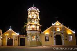 Tours: Colombian History