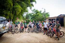 Tours Taganga Village: Mountain Bikes